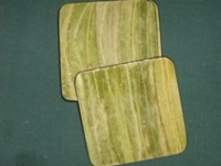 OUT OF STOCK Australian Gumleaf 4 Square Coasters - Click for more info
