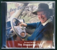Len Beadell - The Shepparton Talk CD - Click for more info