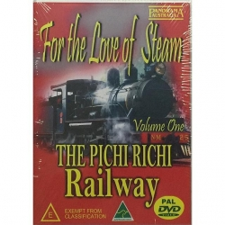 Pichi Rich Railway..For the Love of Steam - Click for more info