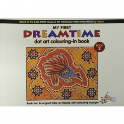 My first Dreamtime Colouring Book 2 - Click for more info