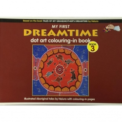 My First Dreamtime Colouring Book 3 - Click for more info