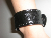 Hand Made Genuine Leather Bracelets - Click for more info